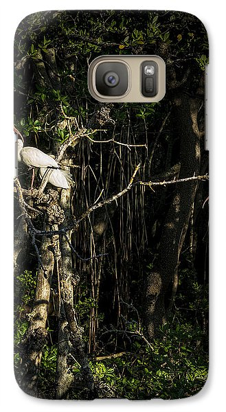 Ibis Galaxy S7 Case - Sleeping Quarters by Marvin Spates
