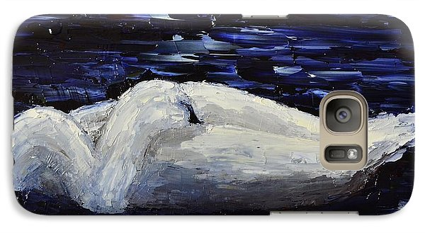 Sleeping Swan Galaxy S7 Case