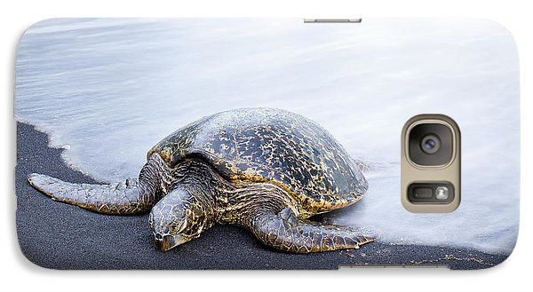 Sleepy Honu Galaxy S7 Case