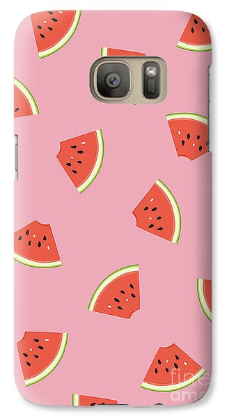Slice Of Life Galaxy S7 Case by Elizabeth Tuck