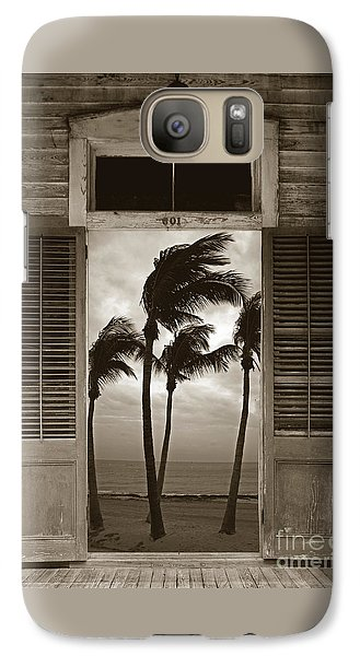 Galaxy Case featuring the photograph Slip Away To Paradise by John Stephens