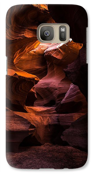 Slot Canyon Red Galaxy S7 Case