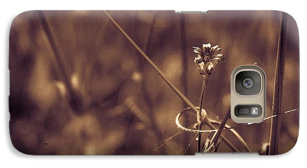 Galaxy Case featuring the photograph Small by Lora Lee Chapman