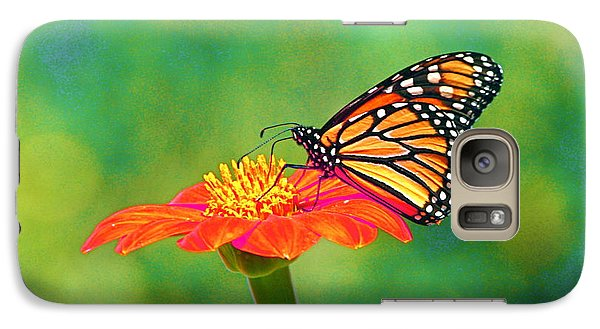 Galaxy Case featuring the photograph Small Wonders by Byron Varvarigos