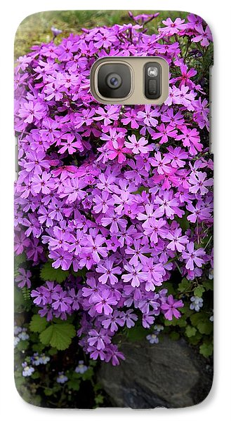 Galaxy Case featuring the photograph Living Bouquet by Colleen Williams