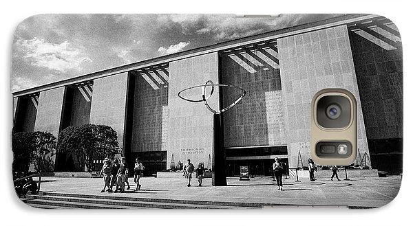smithsonian national museum of american history building Washington DC USA Galaxy S7 Case