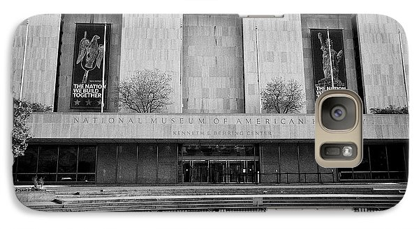 Smithsonian Museum Galaxy S7 Case - smithsonian national museum of american history kenneth behring center Washington DC USA by Joe Fox