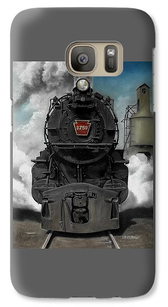 Smoke And Steam Galaxy S7 Case