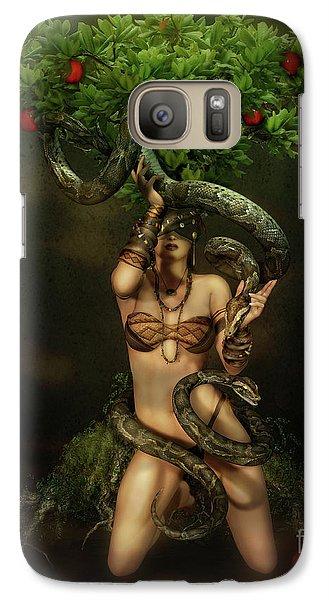 Snake Charmer Galaxy S7 Case
