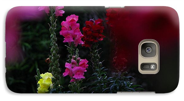 Galaxy Case featuring the photograph Snapdragon by Greg Patzer