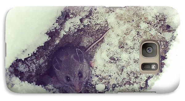 Snow Mouse Galaxy S7 Case