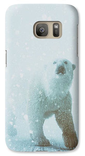 Snow Patrol Galaxy S7 Case by Katherine Smit