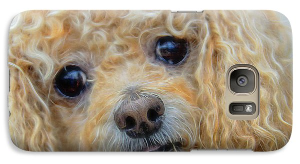 Galaxy Case featuring the photograph Snuggles by Steven Richardson