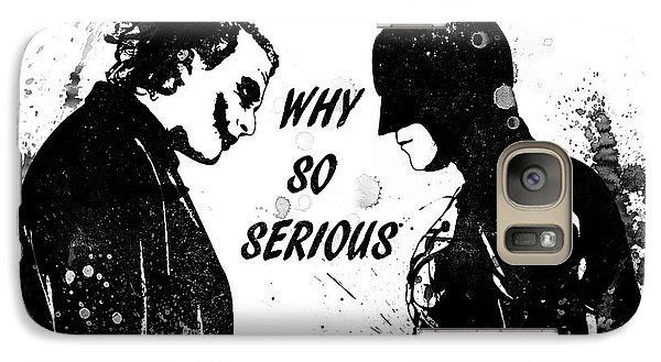So Serious Galaxy S7 Case