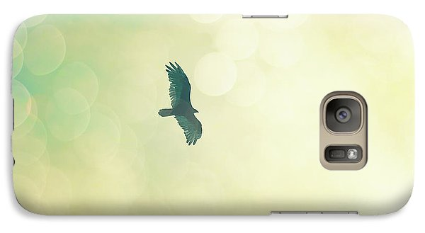 Galaxy Case featuring the photograph Soar by Melanie Alexandra Price