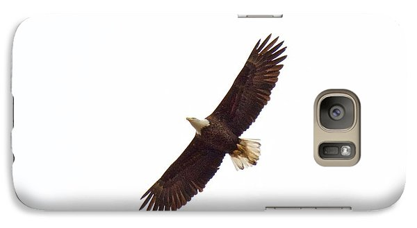 Galaxy Case featuring the photograph Soaring High 0885 by Michael Peychich