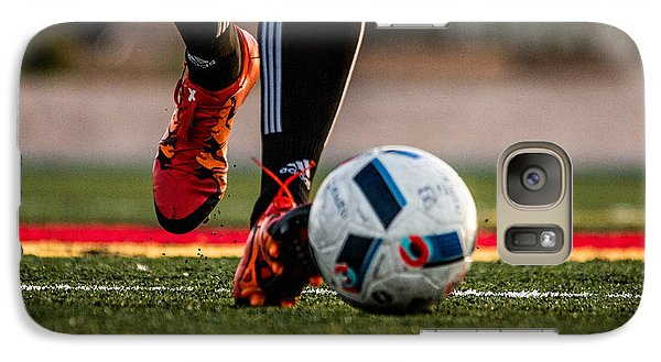 Soccer Galaxy S7 Case