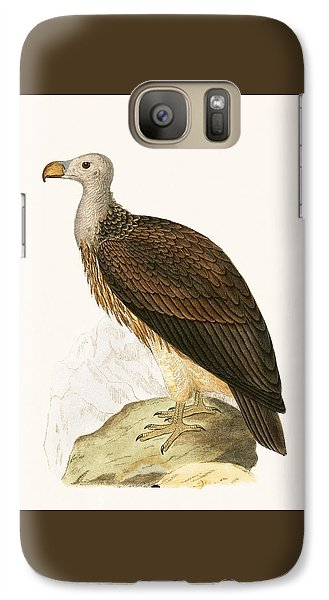 Sociable Vulture Galaxy S7 Case by English School