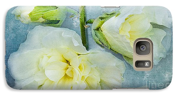 Galaxy Case featuring the photograph Softly by Betty LaRue