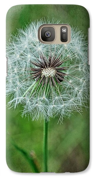Galaxy Case featuring the photograph Softly Sitting by Jan Amiss Photography