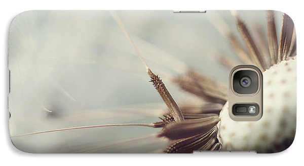 Galaxy Case featuring the photograph Softly Slowly by Amy Tyler