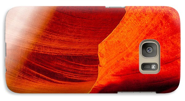 Featured Images Galaxy S7 Case - Solitary Beam by Az Jackson