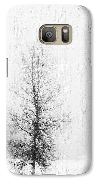 Galaxy Case featuring the photograph Solitude  by Alana Ranney