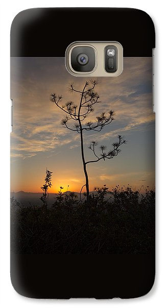 Galaxy Case featuring the photograph Solitude At Solidad by Jeremy McKay