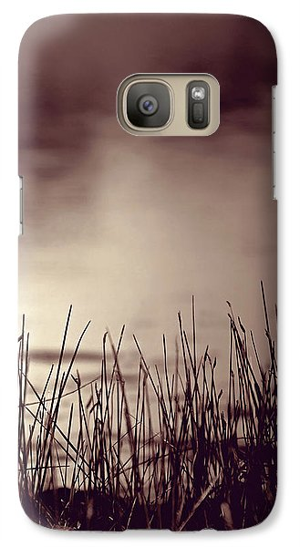 Galaxy Case featuring the photograph Solitude by Trish Mistric