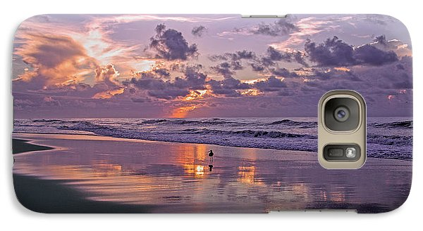 I Remember You Every Day  Galaxy Case by Betsy Knapp