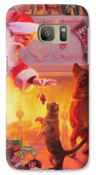 Mice Galaxy S7 Case - Something For Everyone by Steve Henderson