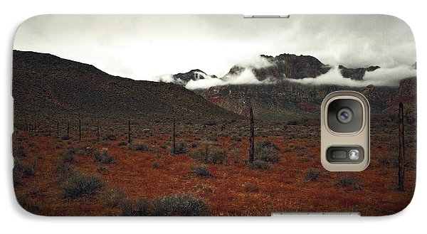 Galaxy Case featuring the photograph Song by Mark Ross