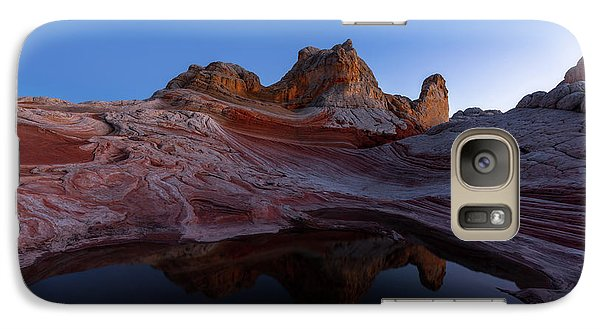 Galaxy Case featuring the photograph Song Of The Desert by Dustin LeFevre
