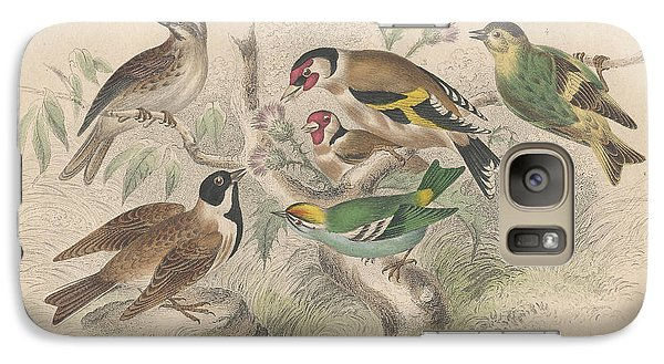 Songbirds Galaxy S7 Case by Dreyer Wildlife Print Collections