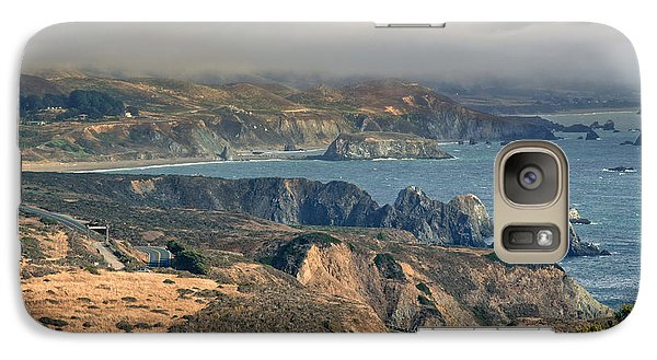 Galaxy Case featuring the photograph Sonoma Coast by Kim Wilson