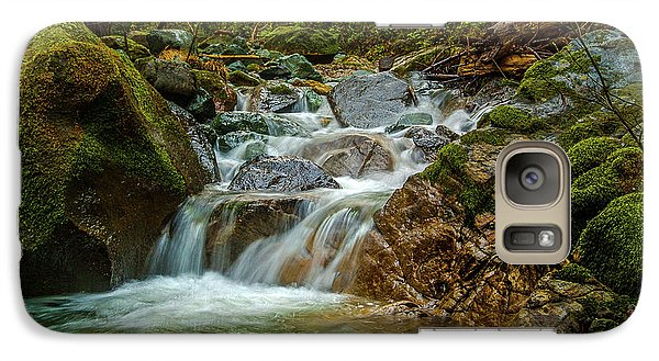 Galaxy Case featuring the photograph Sonoma Valley Creek by Bill Gallagher