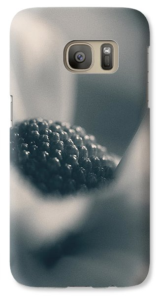 Galaxy Case featuring the photograph Sophia  by Connie Handscomb