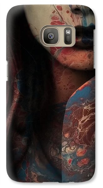 Sorry Seems To Be The Hardest Word  Galaxy S7 Case