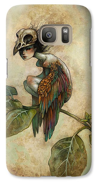 Soul Of A Bird Galaxy S7 Case