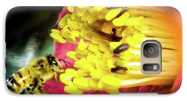 Galaxy Case featuring the photograph Soul Of Life by Karen Wiles