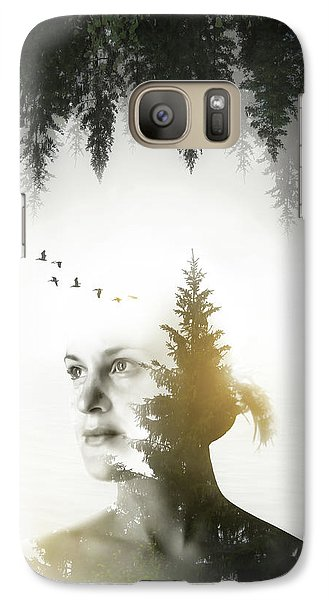 Galaxy Case featuring the photograph Soul Of Nature by Nicklas Gustafsson