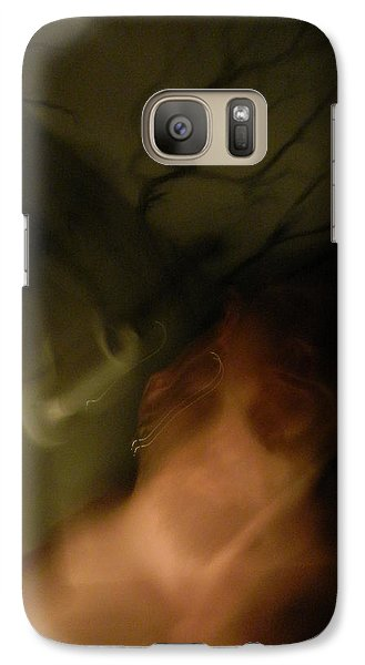 Galaxy Case featuring the photograph Soul Sweeper by Christophe Ennis