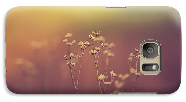 Galaxy Case featuring the photograph Souls Of Glass by Shane Holsclaw
