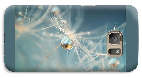Galaxy Case featuring the photograph South Sea Pearl by Amy Tyler