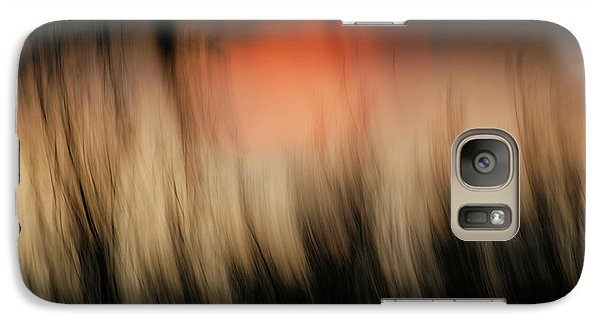 Galaxy Case featuring the photograph Southwestern Sunset by Marilyn Hunt