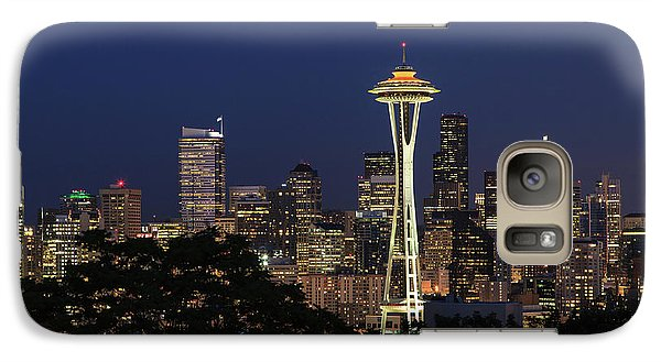 Space Needle Galaxy S7 Case