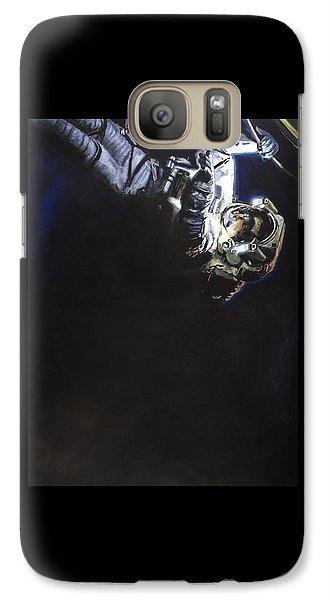 Spacewalk 1  Galaxy S7 Case