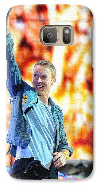 Coldplay4 Galaxy S7 Case by Rafa Rivas