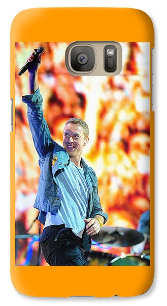 Coldplay4 Galaxy S7 Case