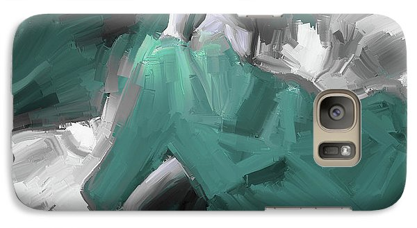 Galaxy Case featuring the painting Spanish Dance Art 56yt by Gull G